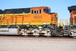 BNSF 6620 side shot as she rolls east. Still Looking Very Clean for being 1 year 8 months Old!!!